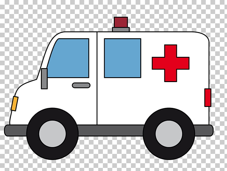Ambulance Drawing