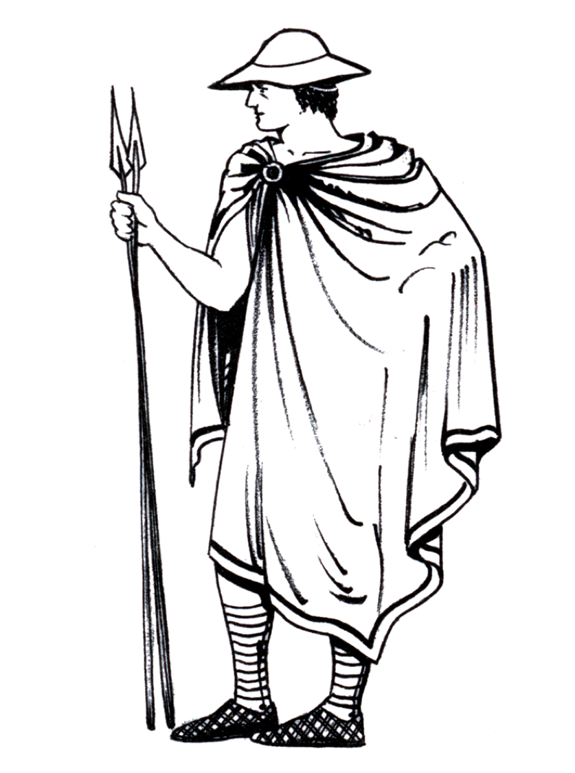 837x1125 chlamys ancient greece clothes matthew greek project ancient