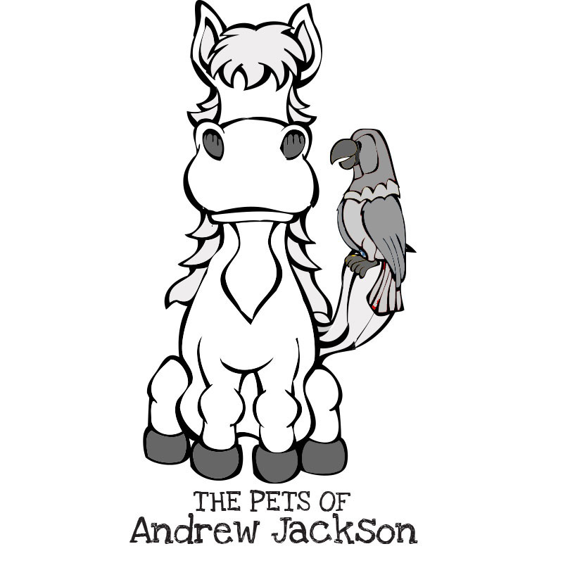 800x800 Presidential Pets Andrew Jackson
