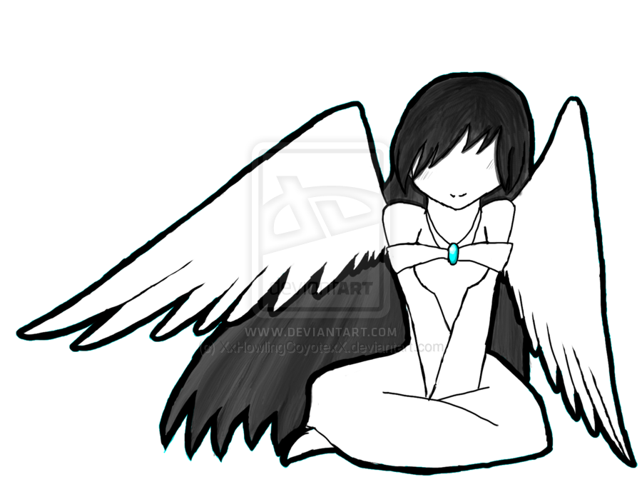 Angel Drawing Easy Free Download Best Angel Drawing Easy On