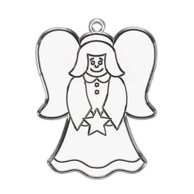 679x679 Bulk Buy Darice Crafts For Kids Suncatcher Angel