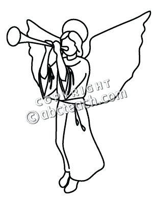 300x400 how to draw a trumpet how to draw a trumpet easy draw trumpet