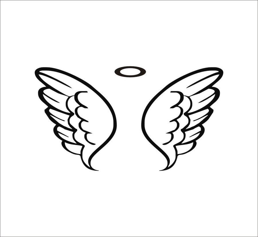 900x826 best baby angel wings ideas angel wings, angel wings drawing