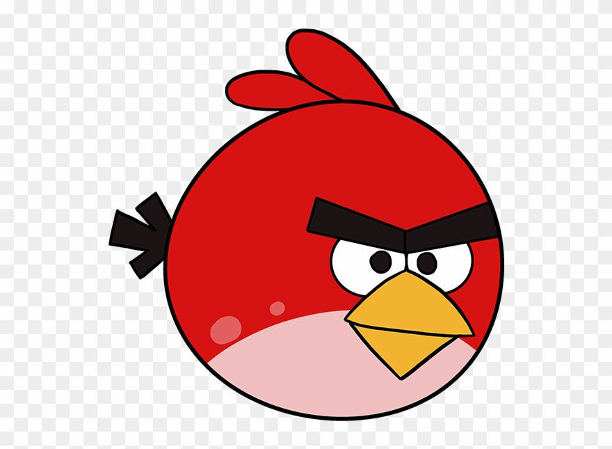 880x645 How To Draw Angry Birds Clipart