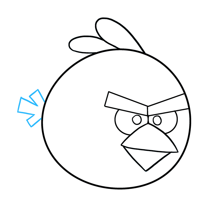 680x678 How To Draw Angry Birds