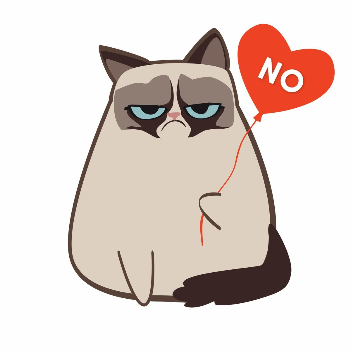 1200x1200 Angry Cat Clipart Clipart Station