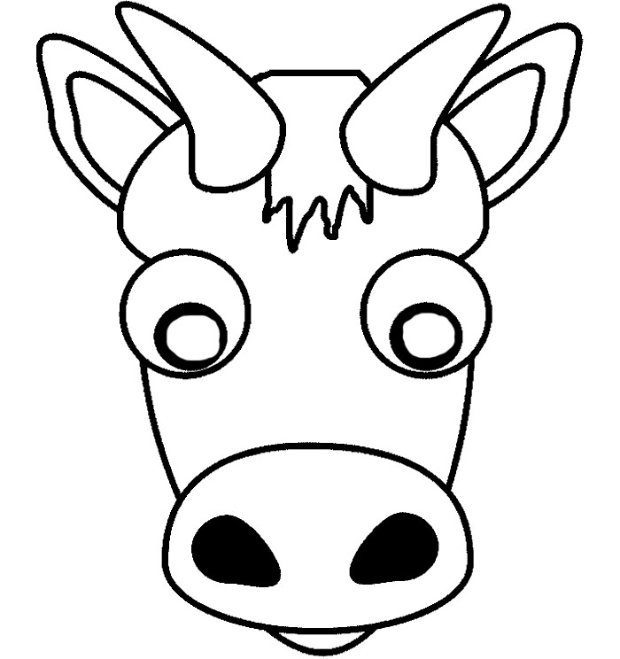 Animal Face Drawing | Free download best Animal Face Drawing