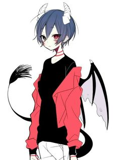 236x318 best anime boy demon images anime art, anime guys, manga anime