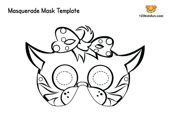 564x399 carnival masks to colour mask masks carnival masks template