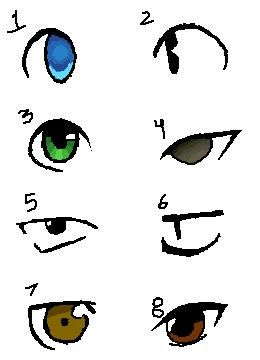 260x360 How To Draw A Manga Face How To Draw Anime Eyes