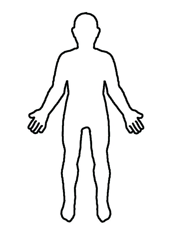 576x792 outline of body anime girl outline i don t think outline body