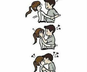 Anime Kissing Drawing