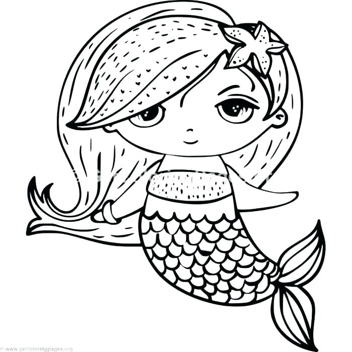 Anime Mermaid Drawing | Free download on ClipArtMag