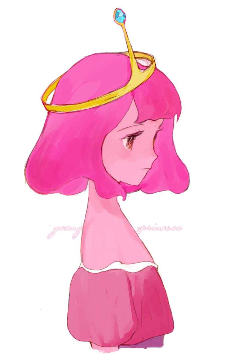802x1215 Young Princess Bubblegum Adventure Time Adventure Time