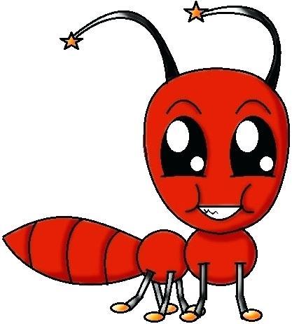 417x462 Draw Ant