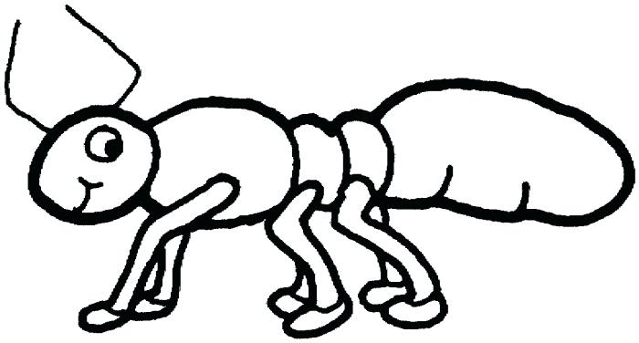 700x376 Ant Line Drawing Image Ant Man Line Drawing