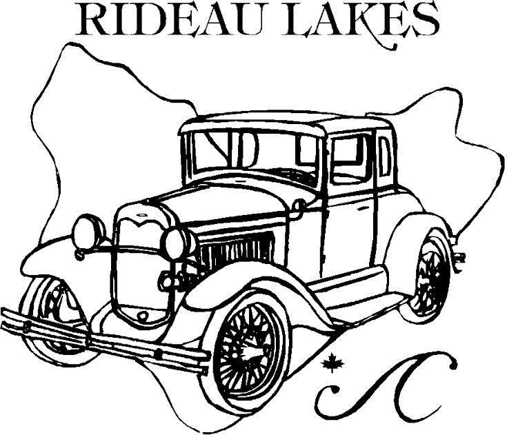 735x631 Rideau Lakes Region Antique And Classic Car Flea Market Car Show