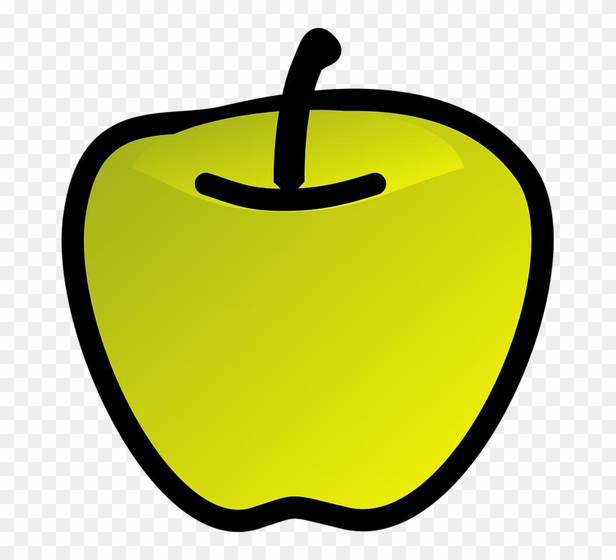 Apple Fruit Drawing