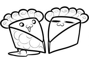 300x210 drawing of pie step how to draw apple pie, apple pie