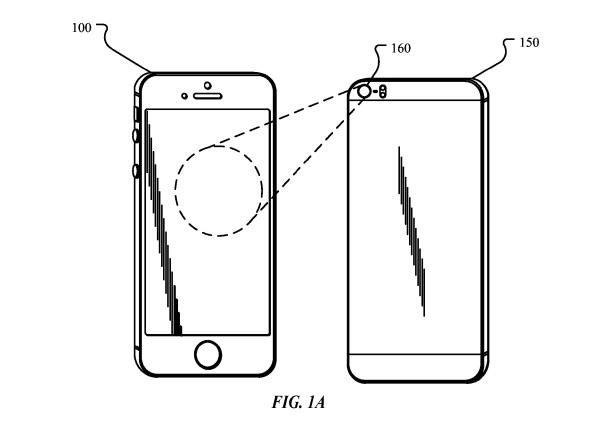 607x434 Apple Watch New Patent May Reveal How Iphone Pairing Works