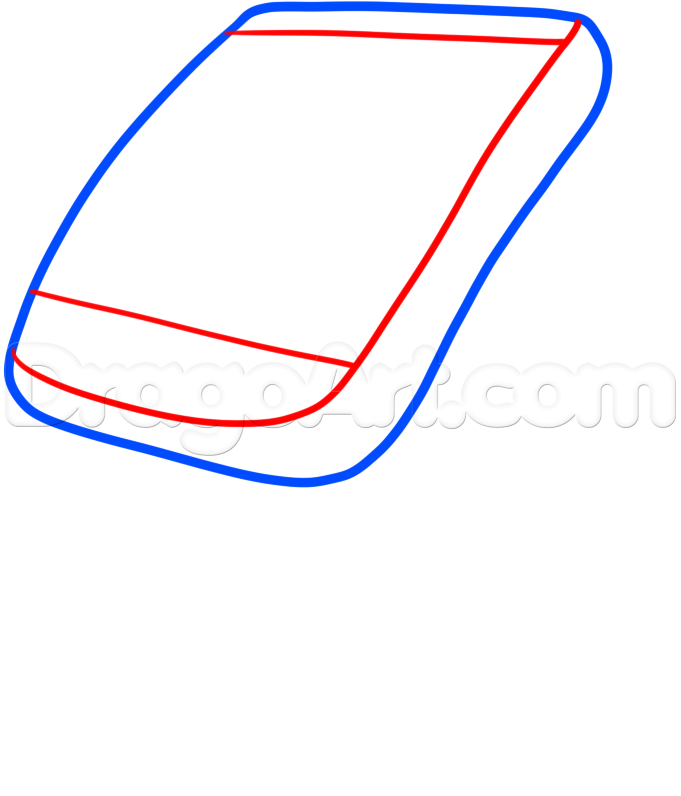 681x796 How To Draw The Apple Watch, Iwatch, Step