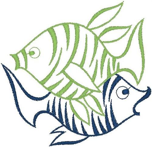500x484 Aquarium Fish Embroidery Designs, Machine Embroidery Designs
