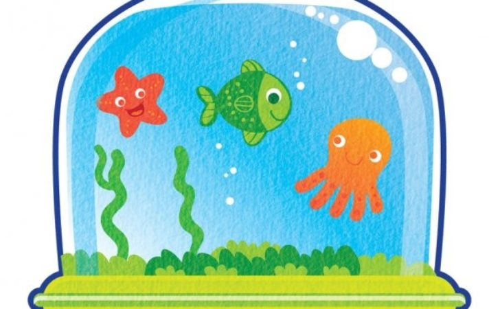 728x450 aquarium clipart drawing, aquarium drawing transparent free