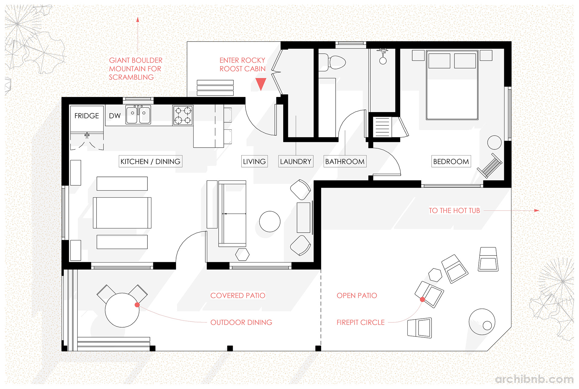 Architectural Site Plan Drawing | Free download best