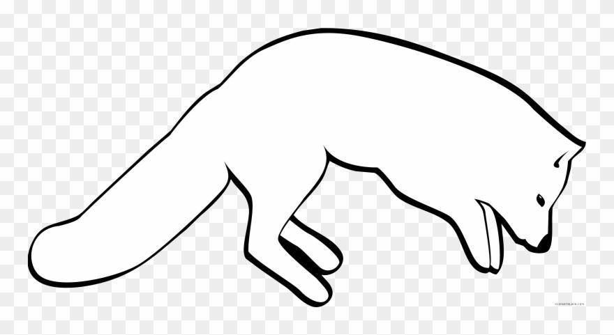 880x481 arctic fox polar bear drawing arctic hare