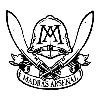 400x400 Madras Arsenal