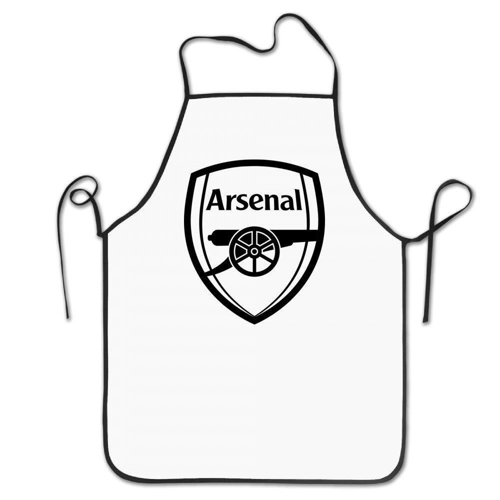1000x1000 Soccer Club Arsenal F C Retro Logo Cool Kitchen Apron