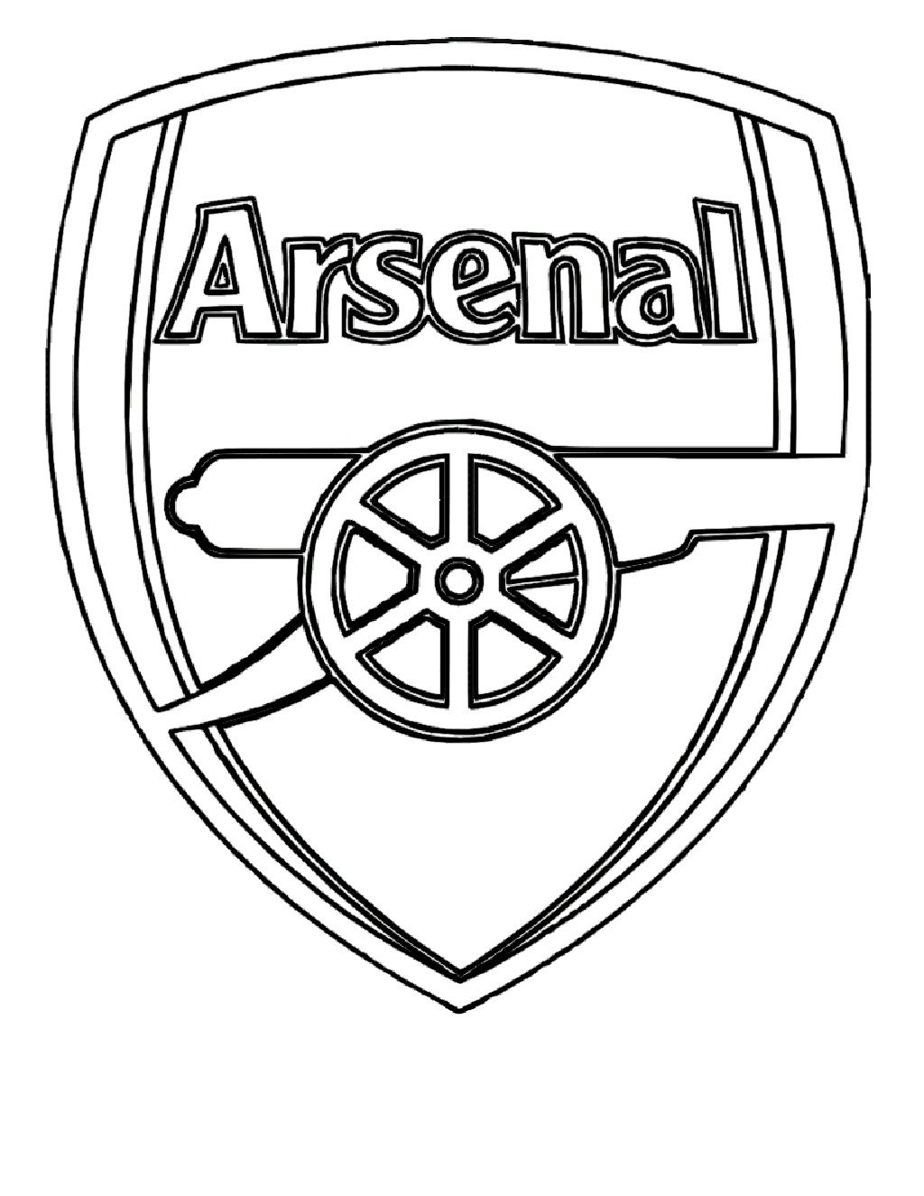 1024x1325 arsenal logo black and white afc soccer logo, logo arsenal