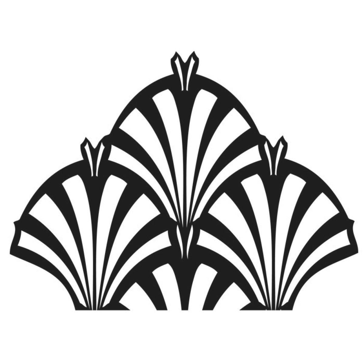 1200x1200 art nouveau stencils art nouveau flowers