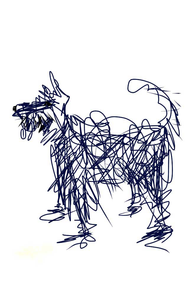 Artists That Drawing Dogs