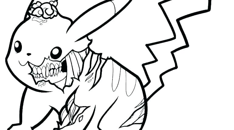 770x430 Coloring Pages To Print Ash And Printable Co Pikachu Colouring