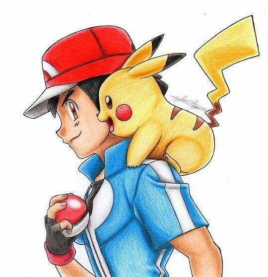 540x558 Anime Illustration Description Nice Drawing Of Pikachu