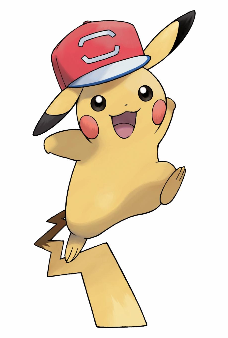 920x1361 Pikachu Clipart Cap