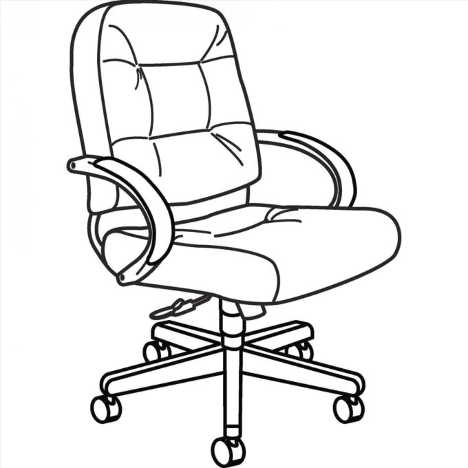 680x680 impressive office chair drawing your house inspiration office