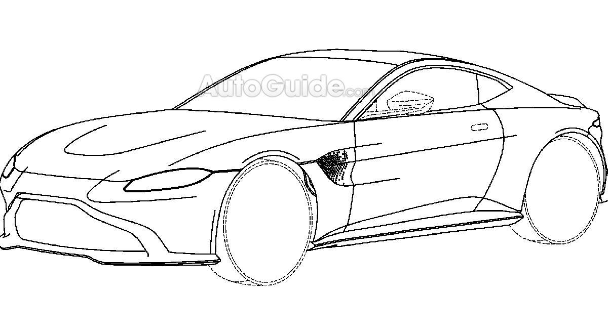 1200x662 Patentzeichnungen Zeigen Aston Martin Vantage