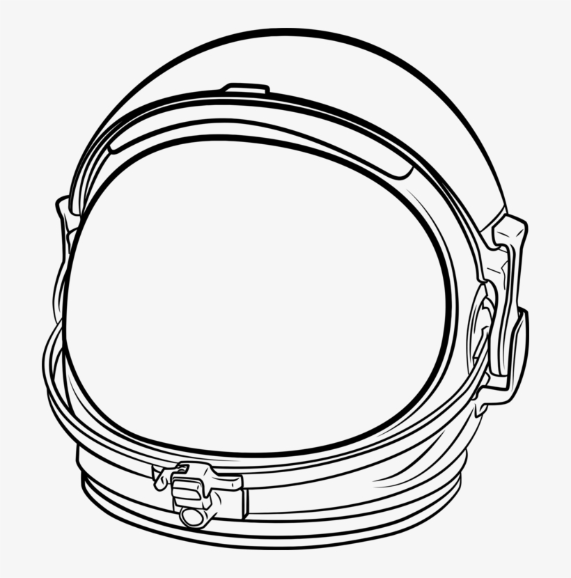 820x830 space suit astronaut outer space drawing vector space