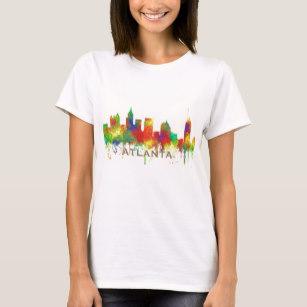 307x307 Atlanta Georgia Usa Skyline T Shirts