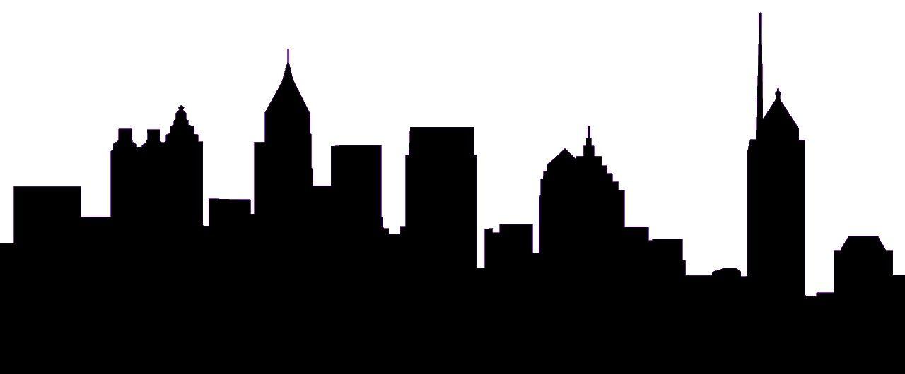 1280x530 Silhouettesdrawings Atlanta Skyline