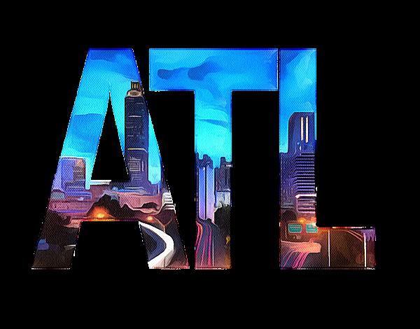 600x470 Atlanta Drawing Skyscraper Transparent Png Clipart Free Download