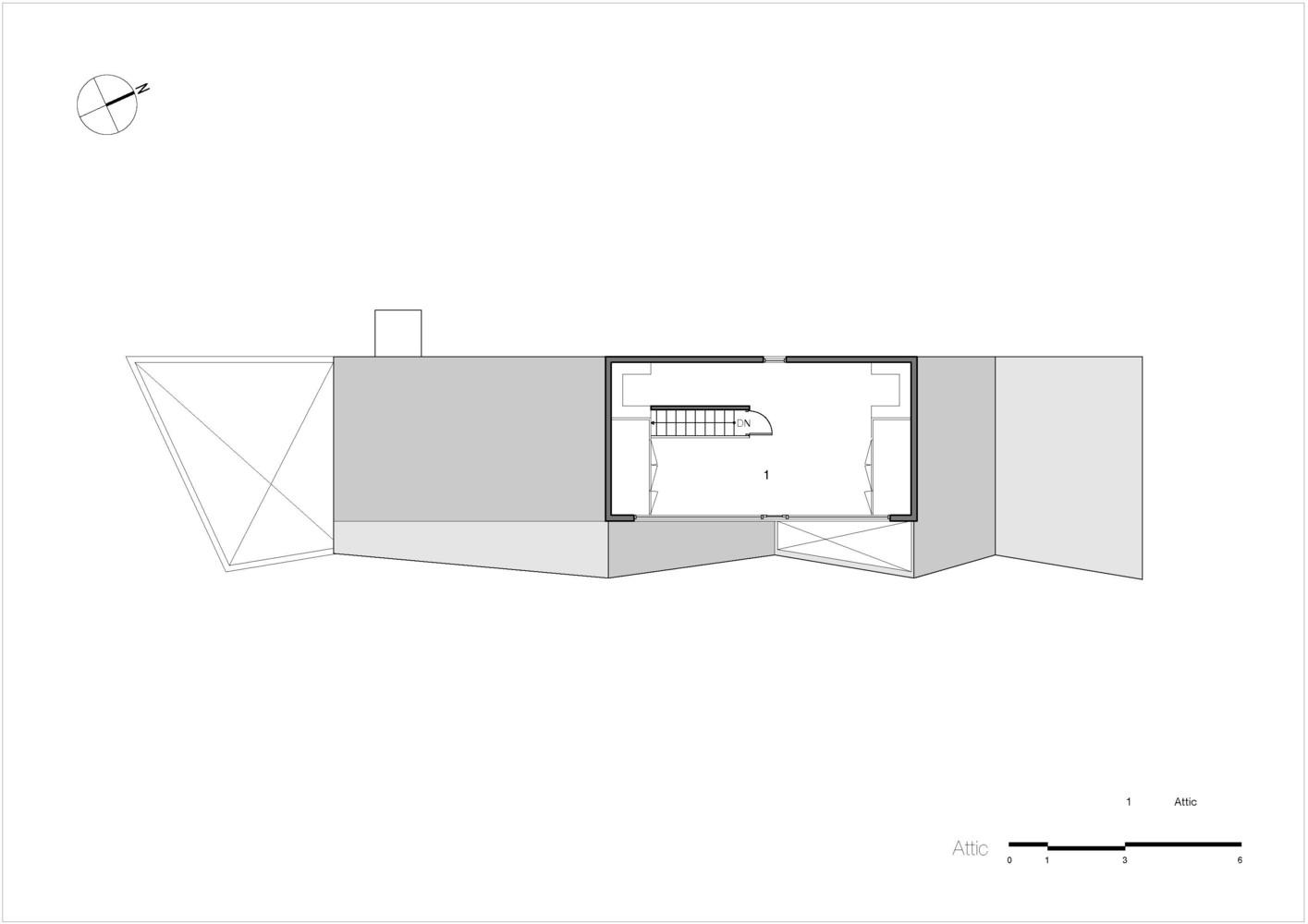 1415x1000 Gallery Of Panorama House Moon Hoon
