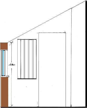 350x431 Sauna In The Attic
