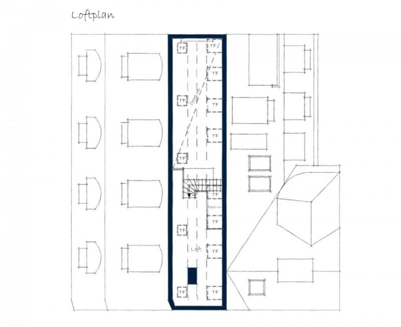 800x654 Scandinavian Design Impressive Attic Penthouse