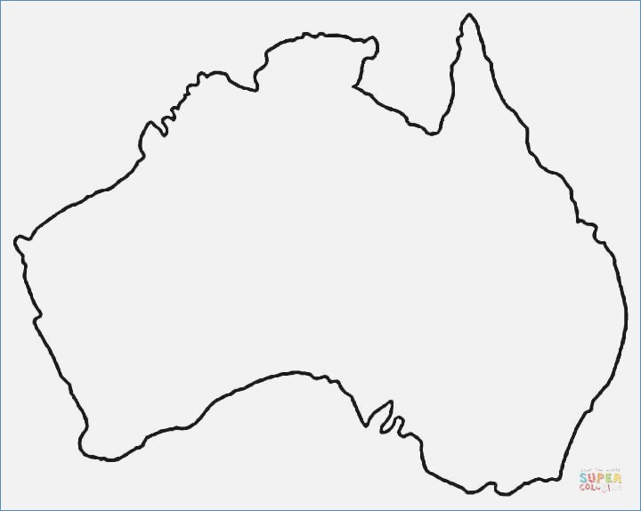 Australia Map Template.Australia Map Drawing Free Download Best Australia Map Drawing On