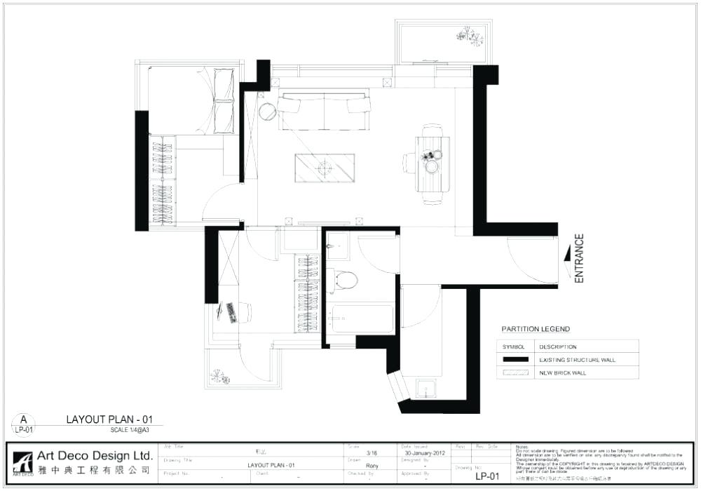 Autocad House Drawing | Free download best Autocad House