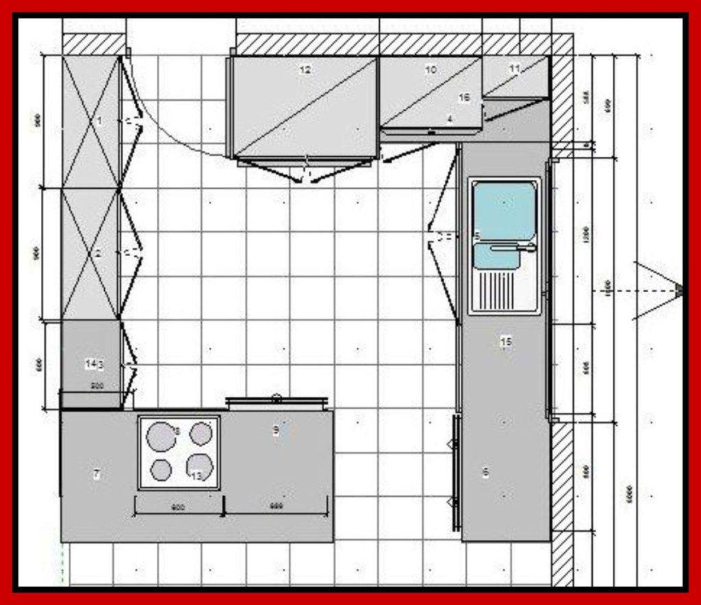 Floor Plan Restaurant Kitchen Layout Design