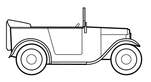 530x288 Car Line Art Cartype